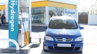 Az elfelejtett hidrogénautó – avagy mivel mennek majd a jövő autói?