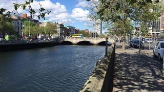 Dublinból jelentjük!