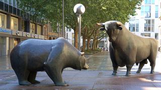 Részvénypiaci kész átverés show: ha bikát várnak, jön a medve