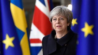 Brexit: May postagalambbá változott