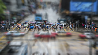 Lassul a kínai autópiac