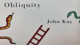 Obliquity, avagy nagy akarásnak nyögés a vége