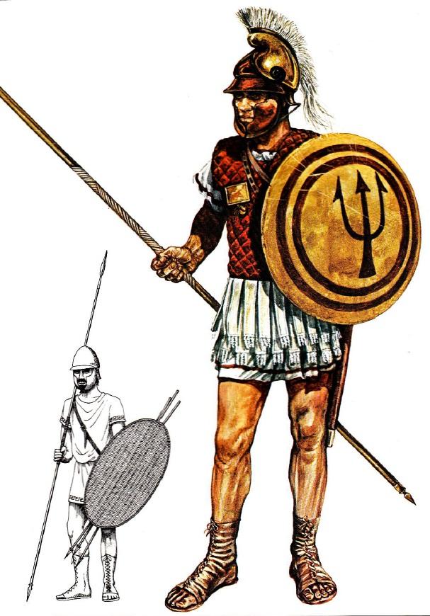 Harcok a Hellász feletti hegemóniáért a Kr.e. 4. században ...