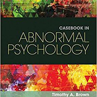 Casebook In Abnormal Psychology Books Pdf File