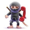 """""""Call center ninja"""" képet kaptam egy ismerősömtől..."""