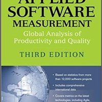 Applied Software Measurement: Global Analysis Of Productivity And Quality Download.zip