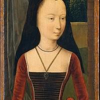 Kúpok, csúcsok, süvegek, szarvak, a XV.századi burgundi divat furcsa fejdíszei