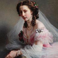 Divat az 1850-es években