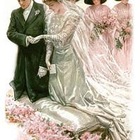 Régmúlt idők menyasszonyai
