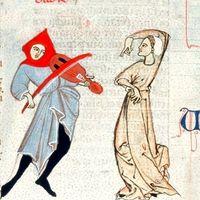 Milyenek voltak a középkori táncok?