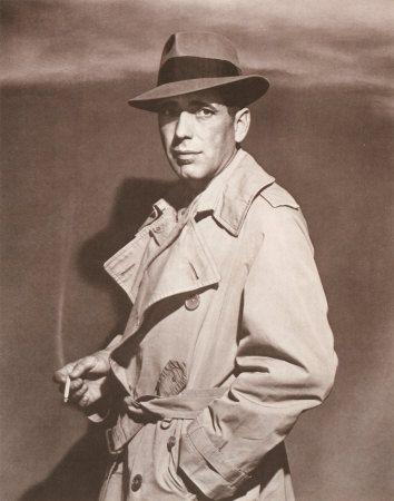 Humphrey Bogart fedora kalapban. 67be723970