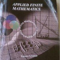 ;LINK; Applied Finite Mathematics. Percocet Weston Leona MANUAL sending Holmes marine