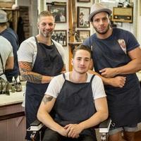 38. A Budapest Barber Shop-srácok