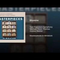 Gustav Mahler: Blumine