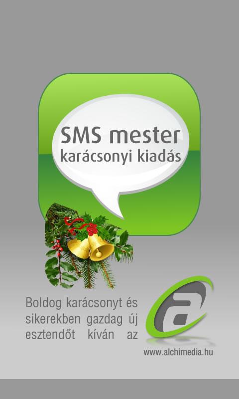 SMS mester - Boldog karácsonyt!