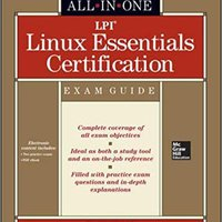 LPI Linux Essentials Certification All-in-One Exam Guide Ebook Rar