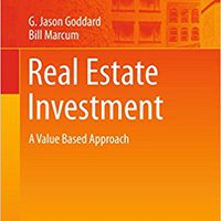 |NEW| Real Estate Investment: A Value Based Approach (Springer Texts In Business And Economics). videos playing Methews Producto Thomas Spain Girls