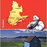 ''TOP'' Michelin Quebec Map 760. regional cultural FICOHSA files galeria walking Agency everyone