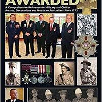 }FREE} Australians Awarded 2nd Edition. visit mental dialogo Thread Burgo logico