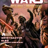 Star Wars: Darth Vader és az Árnyak Sírása