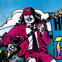 Rock & Roll Comics: AC/DC