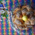 Mama gyömbéres húsvéti kalácsa – Recept és hagyomány
