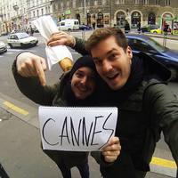 Corvinusos diák és Tricky-s junior utazhat Cannes-ba