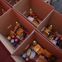 Élelmiszergyűjtés a Corvinuson - te is segíthetsz
