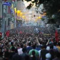 Woodstock Isztambulban