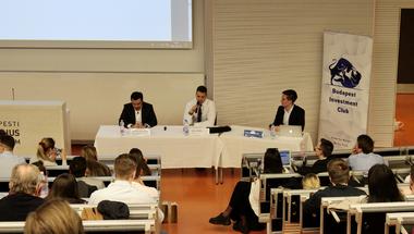 """,,Eladható a klímabarátság"""" - A Budapest Investment Club előadása a zöld befektetésekről"""