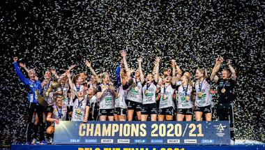 Az újdonság norvég varázsa - Újonc győztes törte meg a győriek dominanciáját a Bajnokok Ligájában