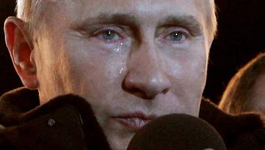 Engem nem hatnak meg az orosz diktátor krokodilkönnyei