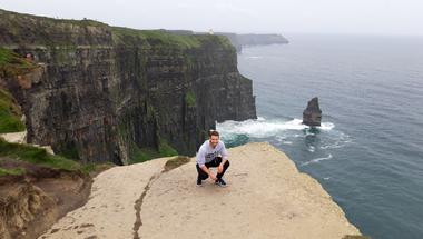 Élet Dublinban kétkeréken - Erasmuson Írországban