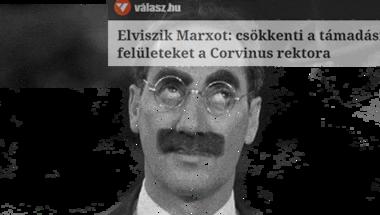 Megdöbbensz, ha megtudod miért helyezik át valójában a Marx-szobrot!