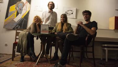 Az asztalra állnak, és mindenkit felhúznak magukhoz - Beszélgetés a Nincs online folyóirat két alapítójával