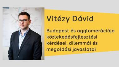 Alagút a Duna alá ésgyorsabb bejárás a kollégiumból? -VitézyDávid tartott előadást aCorvinuson