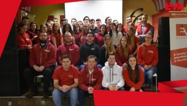Vállalati tapasztalatszerzés a szakkollégiumban - Idén 30 éves az EVK