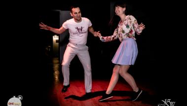 Felszabadult nosztalgia - Swing táncfesztivál Budapesten