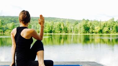 Úton az önszeretet felé - Hogyan hatott rám egy hónap jóga?