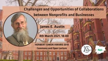 Magyar diákok meghívására tart előadást a Harvard Business School professzora