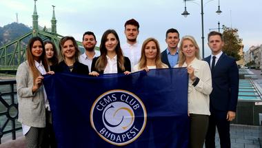 Vállald be a kihívást és nyerj életre szóló élményeket - Így lett Kápli Dorottya a CEMS Club elnöke.