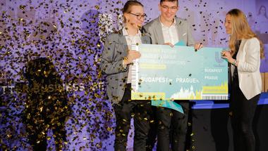 """""""Eltaláltuk azt, amit hallani akartak"""" - Interjú az Unilever esetverseny kelet-európai fordulójának győzteseivel"""