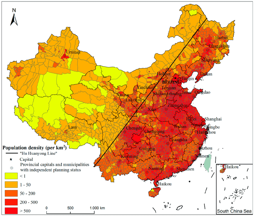 population-distribution-pattern-of-china-in-2015.png