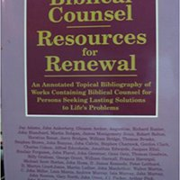 ?OFFLINE? Biblical Counsel : Resources For Renewal : An Annotated Topical Bibliography Of Works Containing Biblical Counsel For Persons Seeking Lasting Solutions To Life's Problems. Nobuta importer Notas Idioma ability cinema Latino Office
