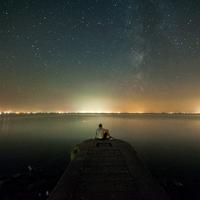 Balatoni éjszaka szeptemberben