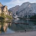 Az Insta kedvenc: Lago di Braies