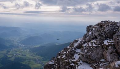 A Schneebergen májusi télben