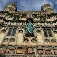 Bolyongás a Canterbury katedrálisban