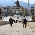 Skopje giccses és fogalmatlan város. Pristinaban meg nincs semmi.