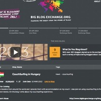 Szavazz rám! Big Blog Exchange versenyen indulok!
